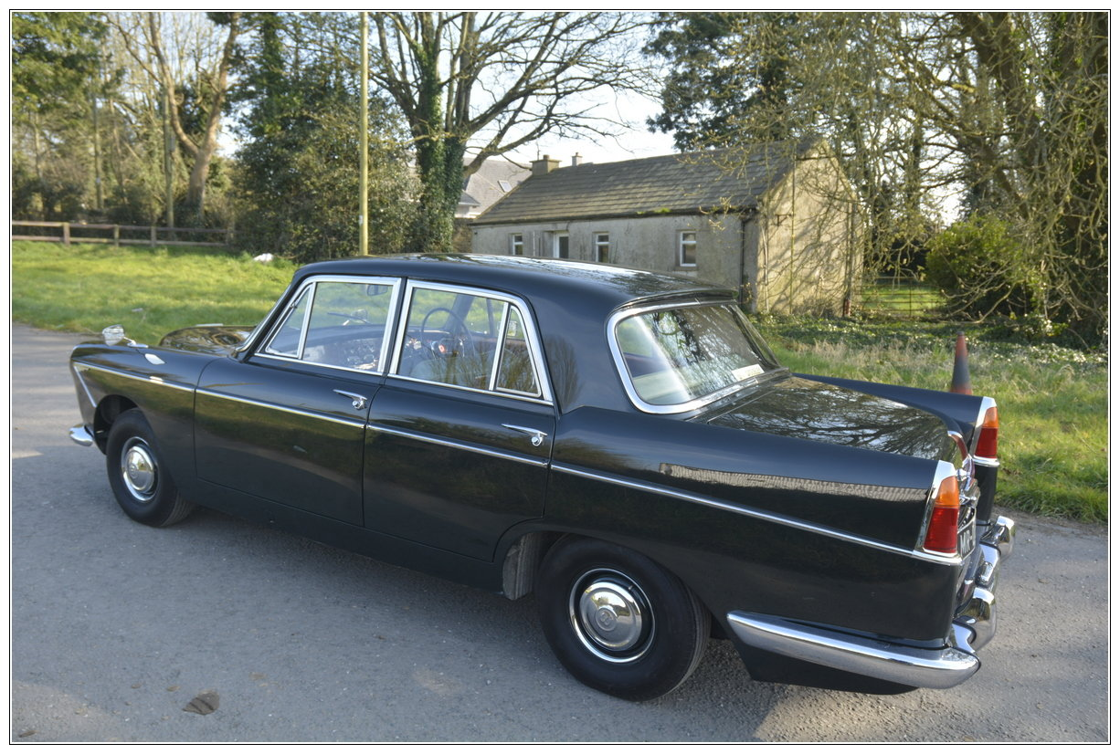 1965 Stunning Wolseley 6/110 For Sale (picture 3 of 6)