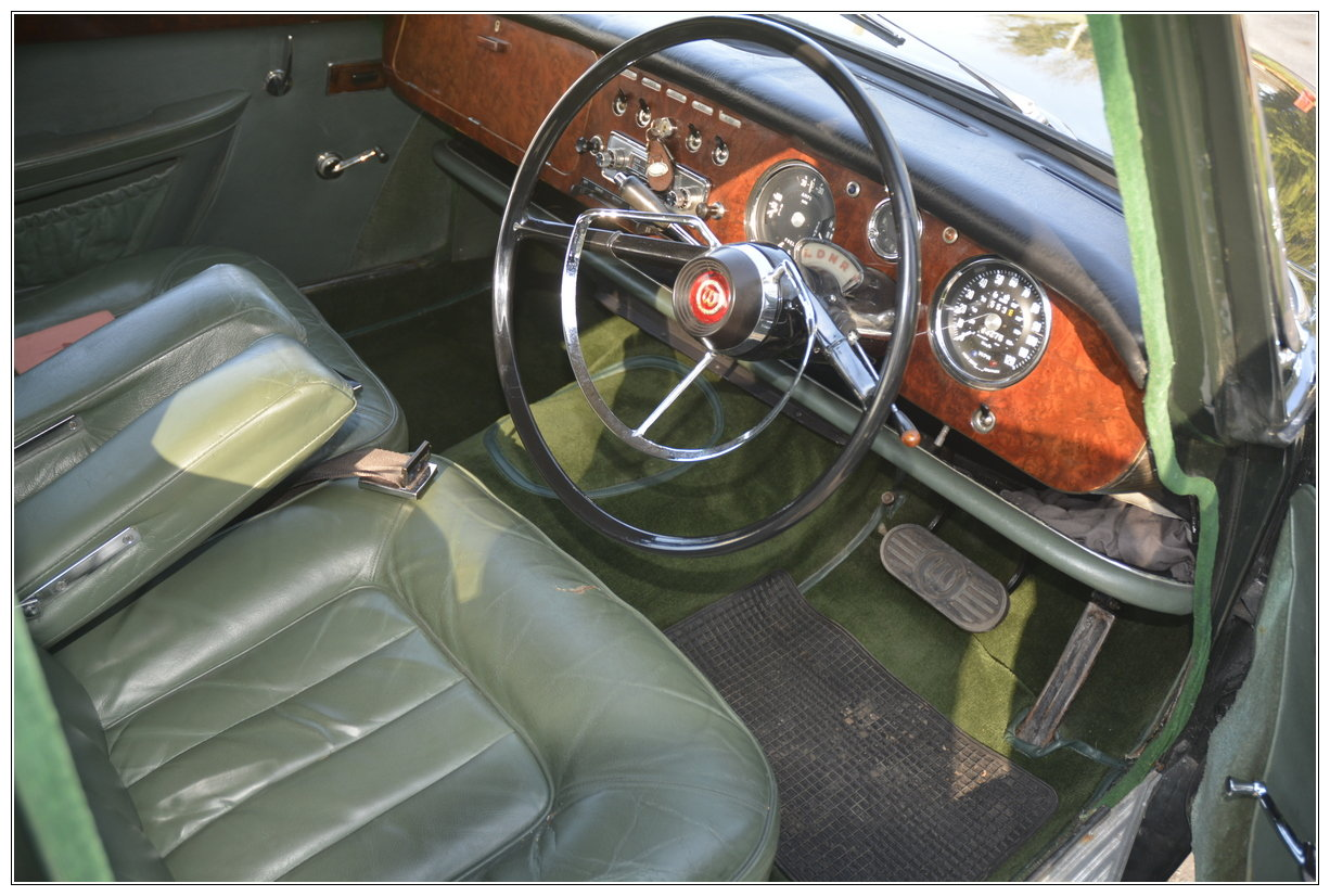 1965 Stunning Wolseley 6/110 For Sale (picture 4 of 6)