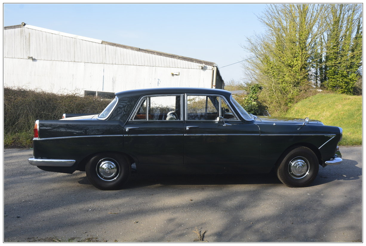 1965 Stunning Wolseley 6/110 For Sale (picture 6 of 6)