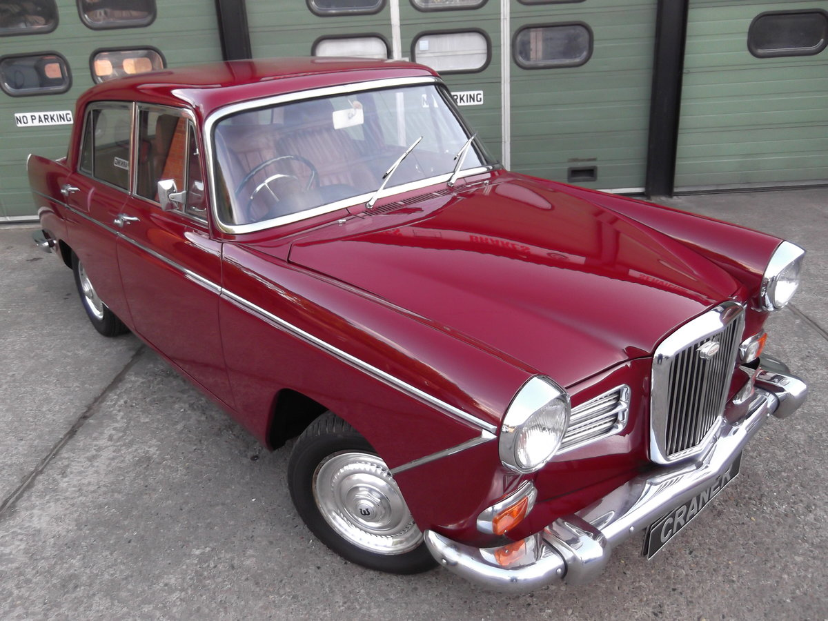 1970 Wolseley 16/60 For Sale (picture 1 of 6)