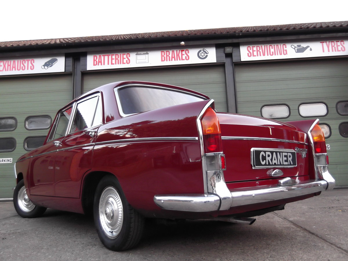 1970 Wolseley 16/60 For Sale (picture 2 of 6)