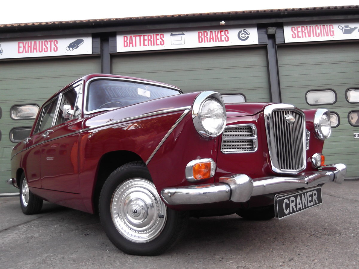 1970 Wolseley 16/60 For Sale (picture 4 of 6)