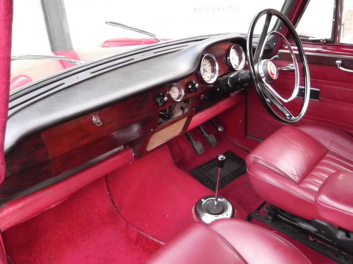 1970 Wolseley 16/60 For Sale (picture 5 of 6)