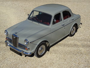 Wolseley 1500 – Prize Winning Car