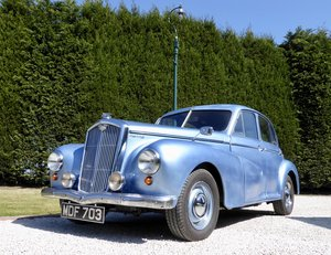 1953 WOLSELY 6/80 SERIES 2 SOLD