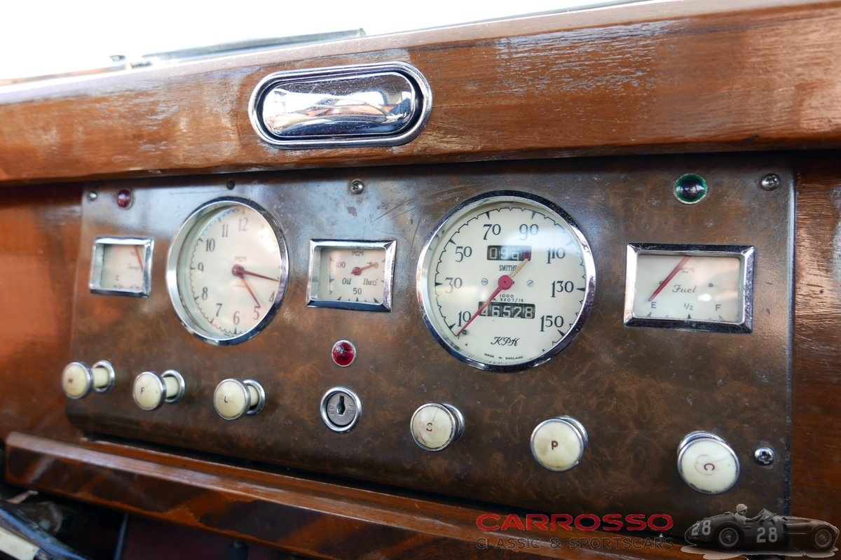1956 Wolseley 4/44 in good and unrestored condition For Sale (picture 4 of 6)