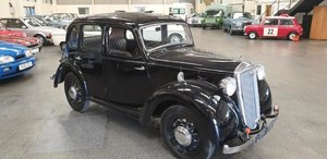 1948 Wolseley 8HP For Sale by Auction