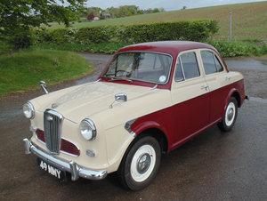 1957 Wolseley 1500 Mk1 For Sale