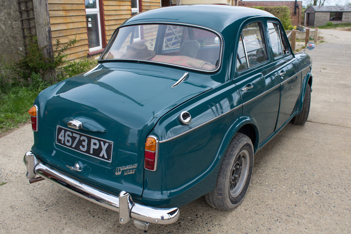 1960 Wolseley 1500 SOLD (picture 6 of 6)