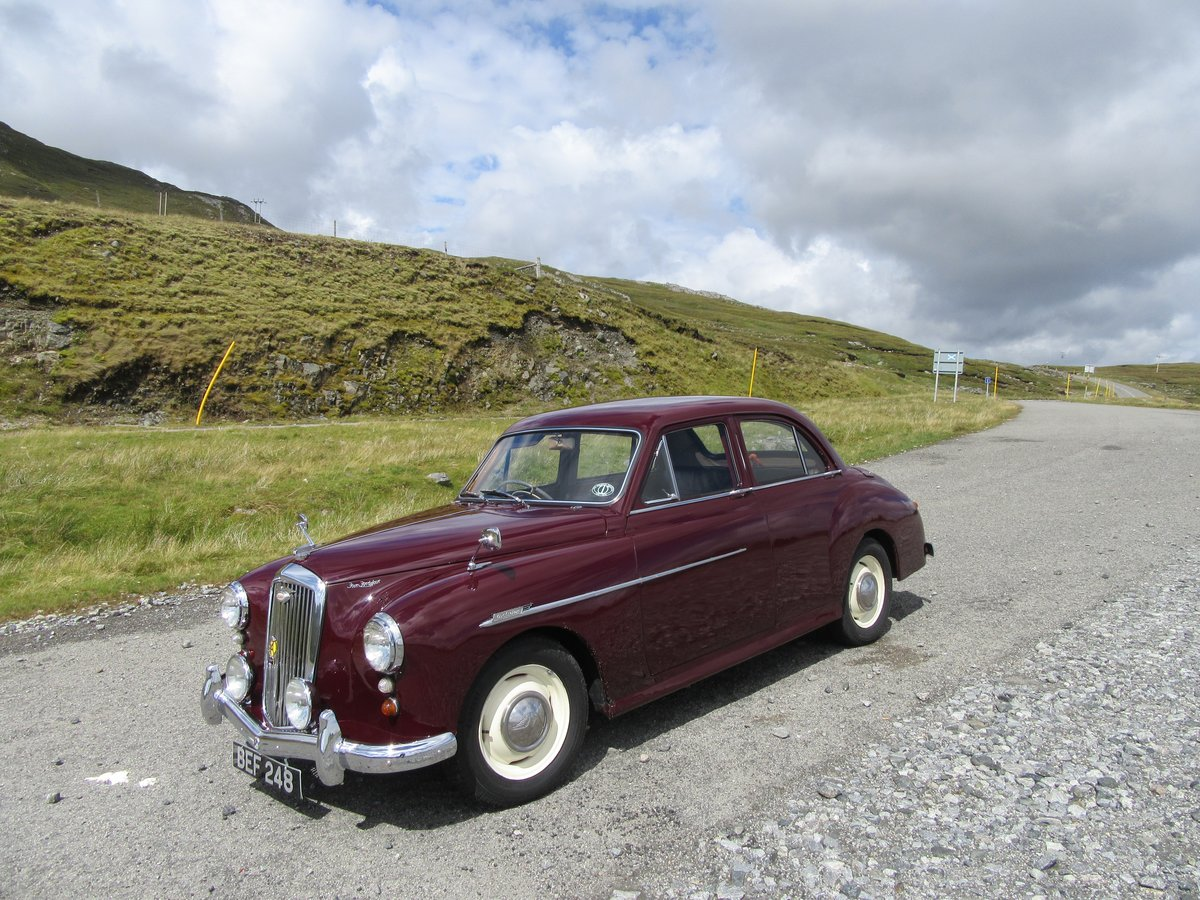 1953 Wolseley 4/44  For Sale (picture 1 of 6)