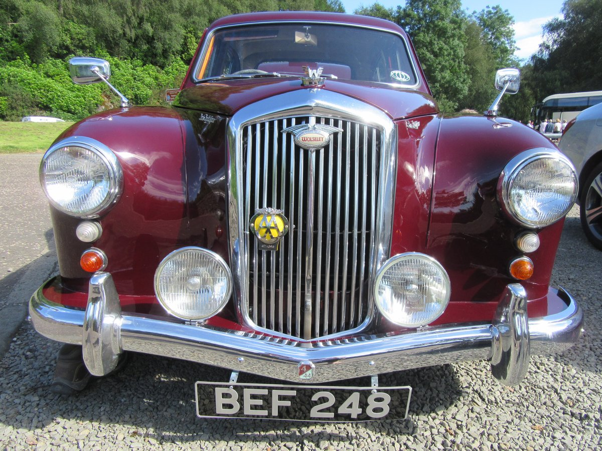 1953 Wolseley 4/44  For Sale (picture 2 of 6)