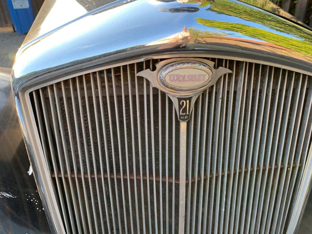1936 Wolseley 21/6 - Barn Find, Requires Full Restoration SOLD (picture 3 of 8)