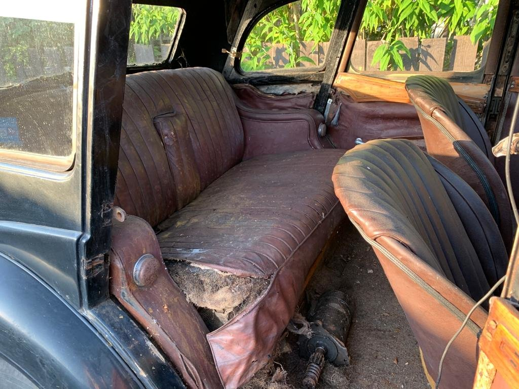 1936 Wolseley 21/6 - Barn Find, Requires Full Restoration SOLD (picture 4 of 8)