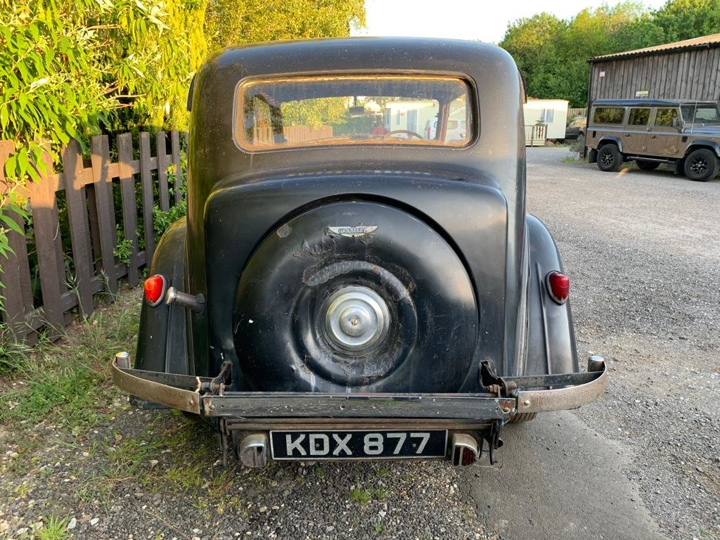 1936 Wolseley 21/6 - Barn Find, Requires Full Restoration SOLD (picture 7 of 8)