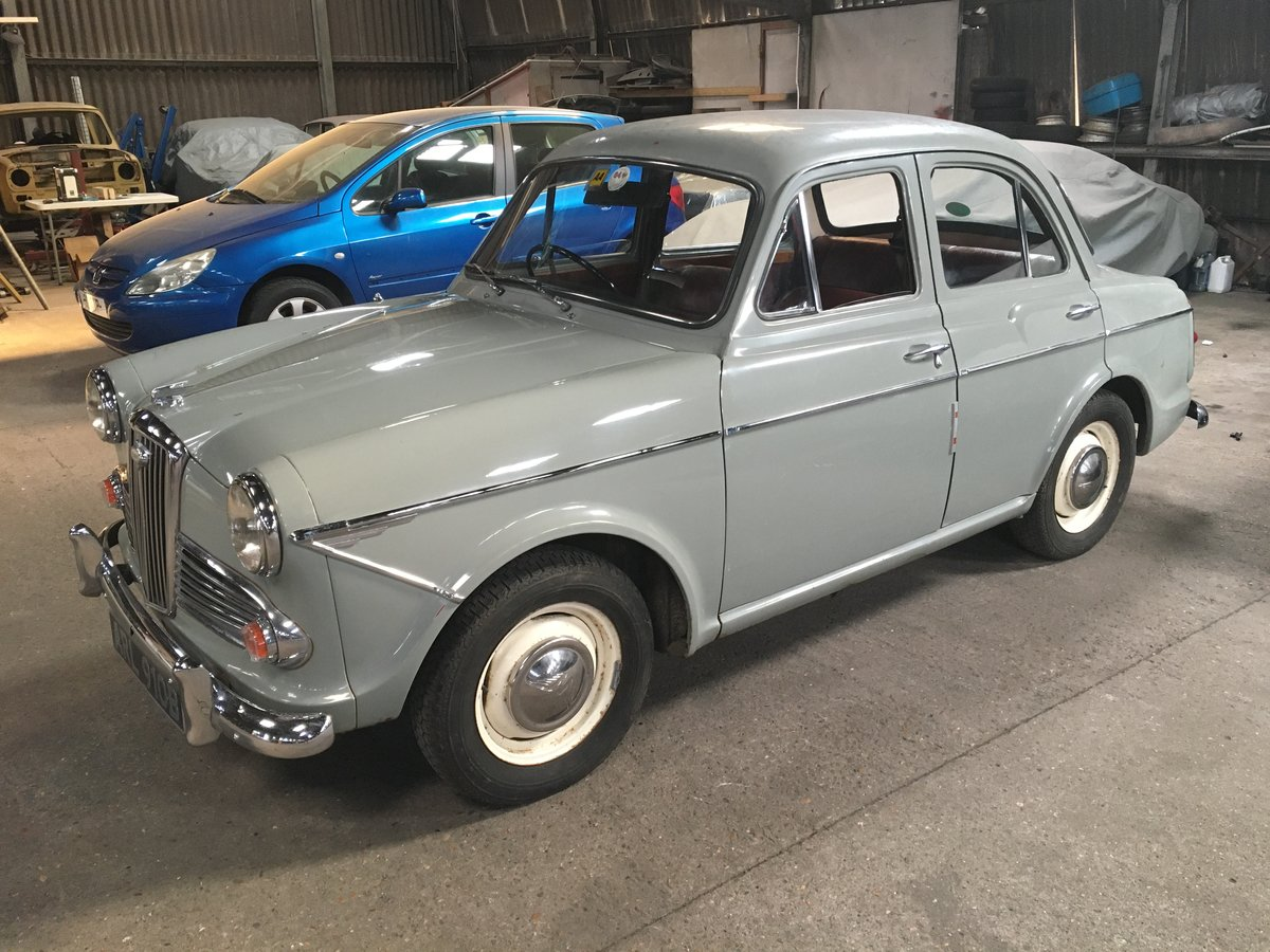 1964 Wolseley 1500 Ideal enthusiasts car SOLD (picture 2 of 4)