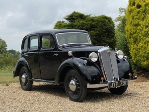 Picture of 1948 Wolseley Eight. Beautiful Restoration SOLD