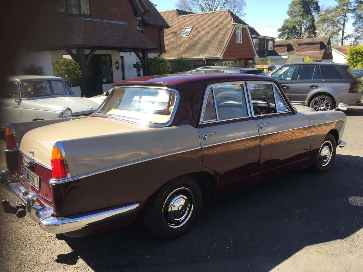 1964 Wolseley 6/110 Auto  For Sale (picture 1 of 6)