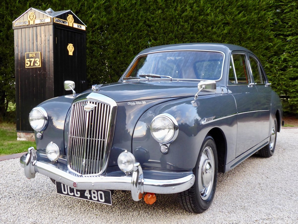 1958 Wolseley 15/50  ( Delightful ) SOLD (picture 1 of 6)