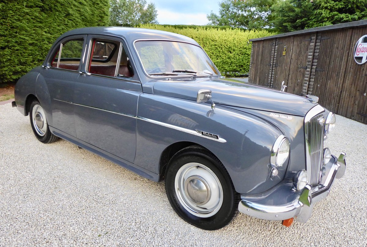 1958 Wolseley 15/50  ( Delightful ) SOLD (picture 2 of 6)