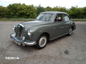 Wolseley 15/50 original car