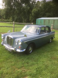 1965 Wolseley 6/110 for auction 16th -17th July SOLD by Auction