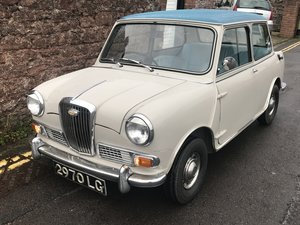 Wolseley Hornet Mark 1