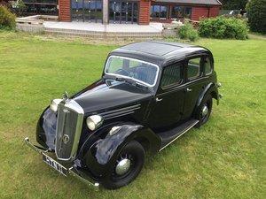 1939 Wolseley Exceptional Car in very original conditio