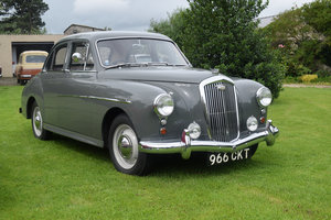 1958 WOLSELEY 15/50 - RARE, JUST GORGEOUS INSIDE & OUT!