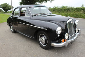 1953 Wolseley 4/44 1250 cc 4 Door Saloon
