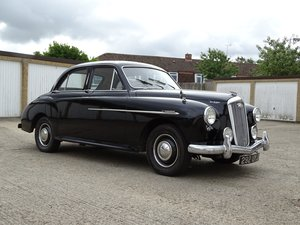 1955 Wolseley 4/44 Saloon