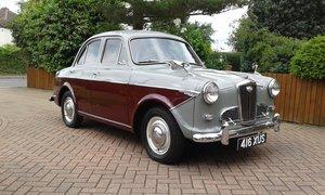 1962 Wolseley 1500, 61k miles, MOT & history