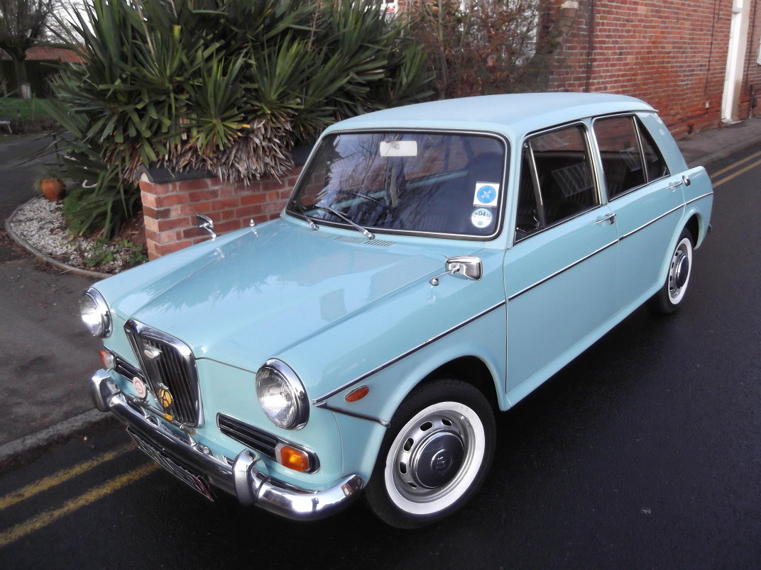 1970 Wolseley 1300 MK2 SOLD (picture 1 of 6)