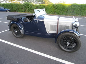 1932 Genuine E W Daytona Special Wolseley Hornet For Sale