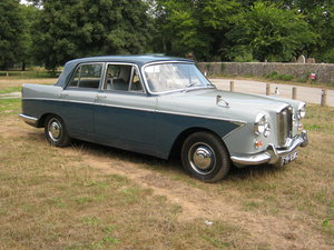1965 WOLSELEY 6/110 Mk2 OVERDRIVE. SOLD