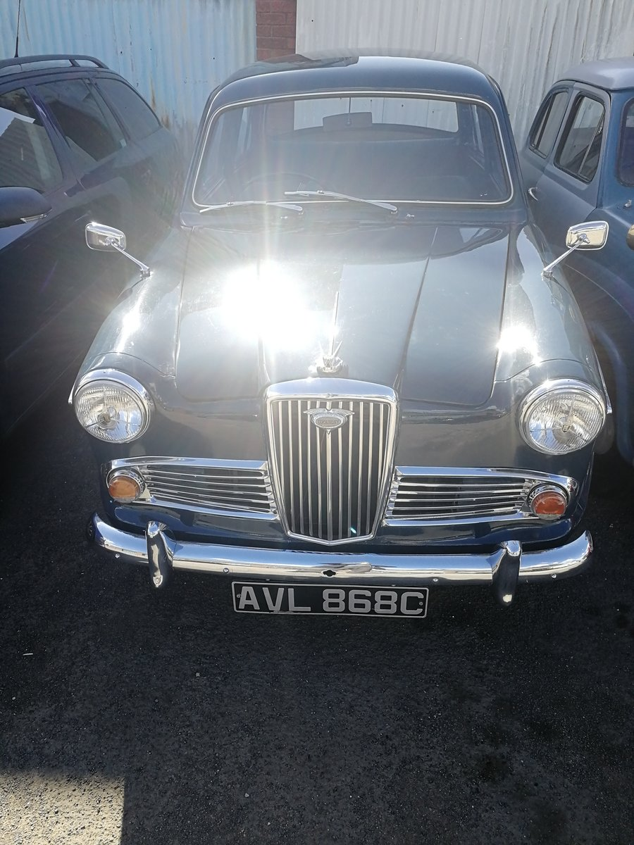 1965 Low mileage Woleseley 1500 For Sale (picture 1 of 6)
