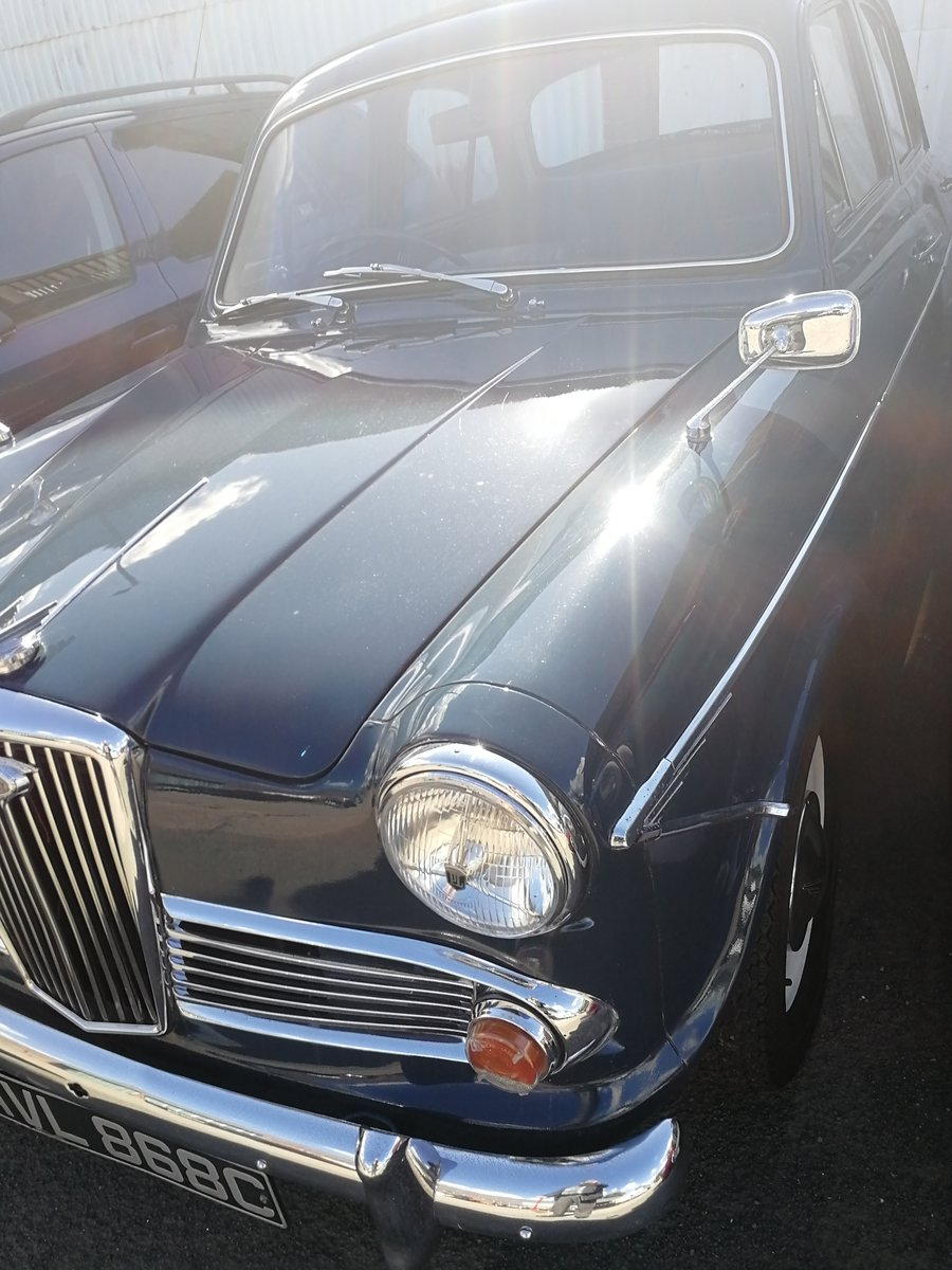 1965 Low mileage Woleseley 1500 For Sale (picture 3 of 6)