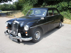 1955 Wolseley 6/90 at ACA 22nd August