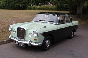 Wolseley 6/110 1965- To be auctioned 30-10-20