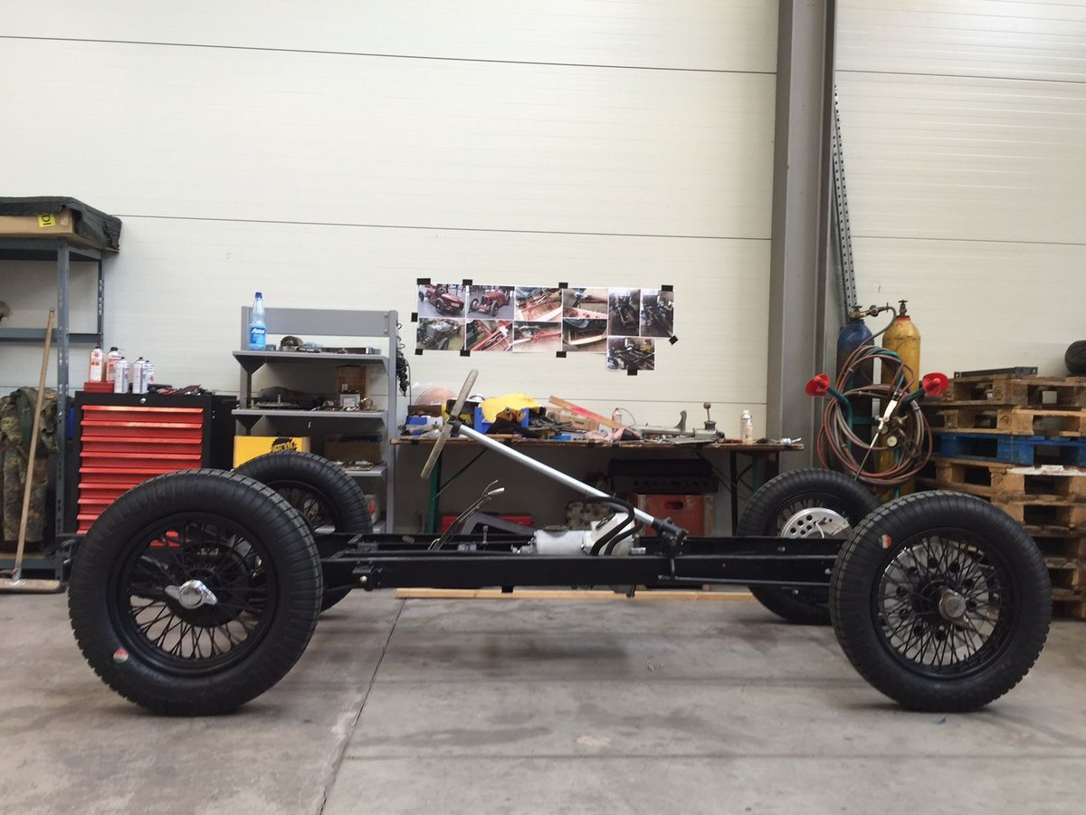 Picture of 1935 Wolseley Hornet 14hp Special Racer. For Sale