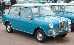 Picture of 0001 WOLSELEY HORNET WANTED WOLSELEY HORNET WANTED