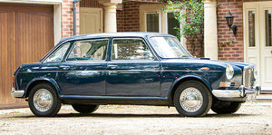 'The Nell Collection' 1969 Wolseley 18/85 Saloon For Sale by Auction