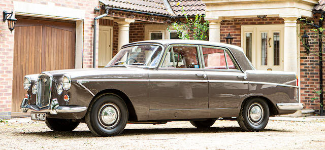 'The Nell Collection' 1968 Wolseley 6/110 Saloon For Sale by Auction