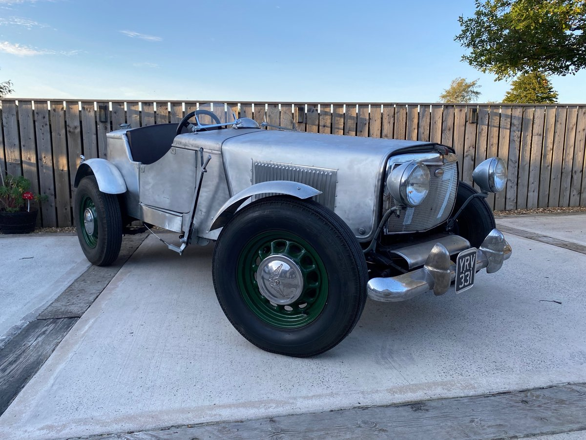 1935 WOLSELEY CHITTY CHITTY BANG BANG FORD ENGINE PX OFFERS?  For Sale (picture 1 of 6)