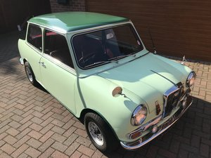 1968 WOLSELEY HORNET, AUTO, BEAUTIFUL CONDITION