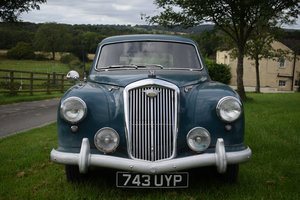 1957 WOLSELEY 15/50 - RARE & HONEST, BENEFIT FROM TLC!