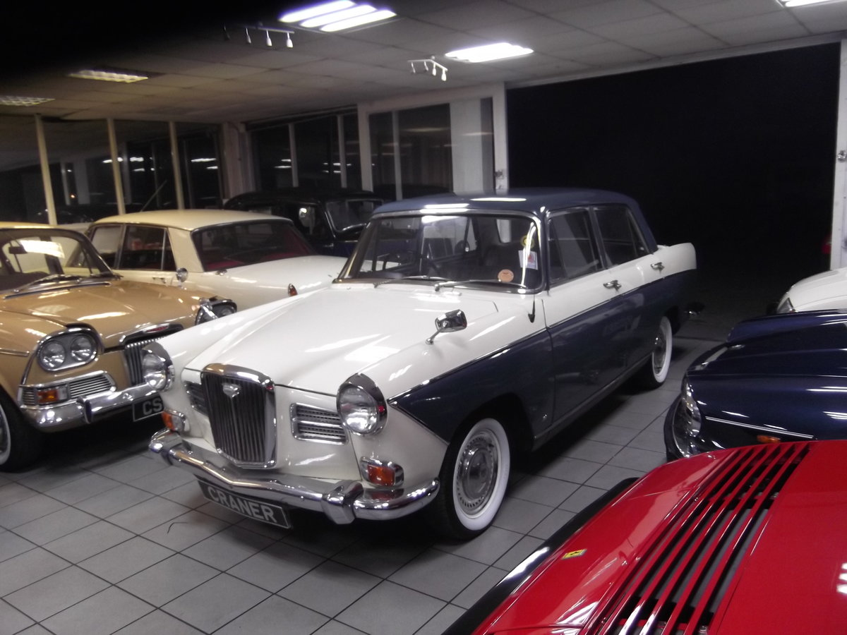 1967 Wolseley 16/60 SOLD (picture 5 of 6)