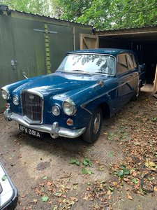 Picture of 1963 Wolseley 6/110 mk1