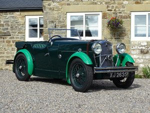 1932 Wolseley Hornet Special