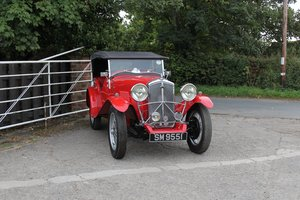 Picture of 1932 Wosleley Hornet March-Bodied Special, Fully Rebuilt