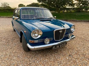 Picture of 1973 Ultra Rare Show Standard Wolseley Six Automatic 45,000 Miles For Sale